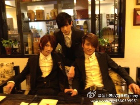 KENNY/Liu Zhoucheng (刘洲成) 62f7b14fjw1dqh1newha1j